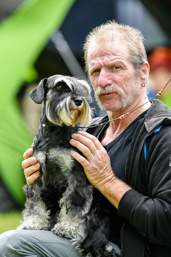 Hundeausstellung in Aarau